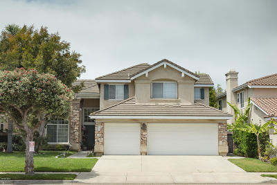 Oxnard Single Family Home For Sale: 2331 Diamond Head Way