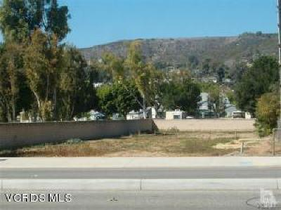 Camarillo Residential Lots & Land For Sale: 3405 Las Posas Road