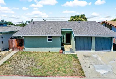 Ventura Multi Family Home Active Under Contract: 829 Empire Avenue