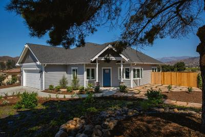 Ventura Single Family Home Active Under Contract: 357 Los Cabos Lane