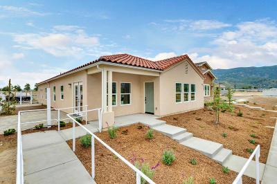 Piru Single Family Home For Sale: 4065 Aurora Way
