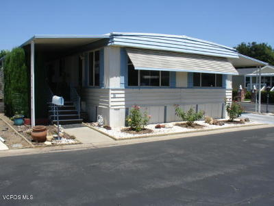 Ojai Mobile Home Active Under Contract: 85 Don Antonio Way