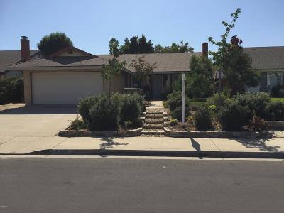 Camarillo Single Family Home For Sale: 5346 Cherry Ridge Drive