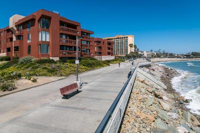 Ventura Condo/Townhouse For Sale: 350 Paseo De Playa #319