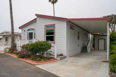 Mobile Home For Sale: 4501 W Channel Islands Boulevard #29