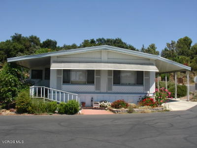 Ojai Mobile Home For Sale: 1975 Maricopa Highway #1