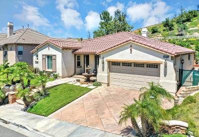 Simi Valley Single Family Home For Sale: 2177 Silverstar Street