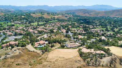 Westlake Village Residential Lots & Land For Sale: 4774 Golf Course Drive