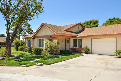 Camarillo Single Family Home Active Under Contract: 38038 Village 38