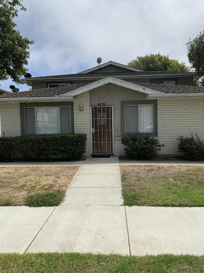 Ventura County Condo/Townhouse For Sale: 744 W Hemlock Street