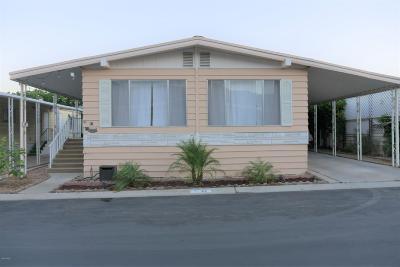 Fillmore Mobile Home For Sale: 250 E Telegraph Road #67