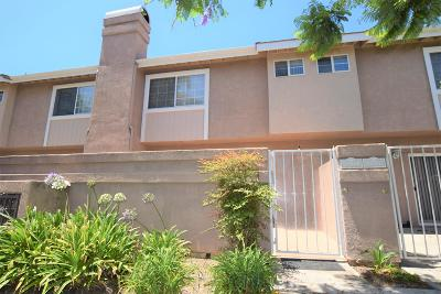 Oxnard Single Family Home For Sale: 5204 Columbus Place