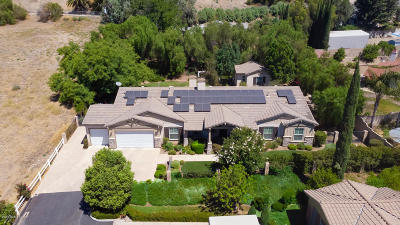 Simi Valley Single Family Home For Sale: 2767 Avenida Simi