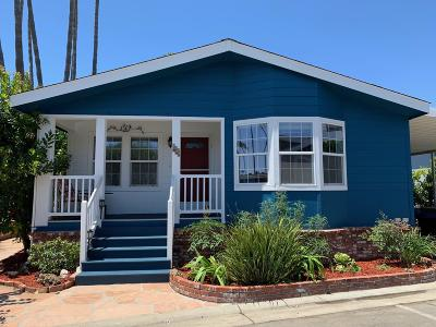 Ventura Mobile Home For Sale: 1215 Anchors Way Drive #255