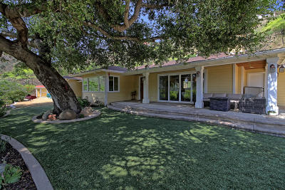 Ventura Single Family Home For Sale: 3001 Grove Lane