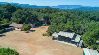 Ojai Single Family Home For Sale: 1006 El Camino Corto