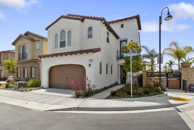 Ventura County Single Family Home Active Under Contract: 1610 Mulligan Street
