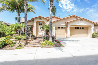 Camarillo Single Family Home For Sale: 2811 Diamond Drive