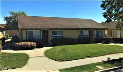 Oxnard Multi Family Home For Sale: 2340 Alexander Street