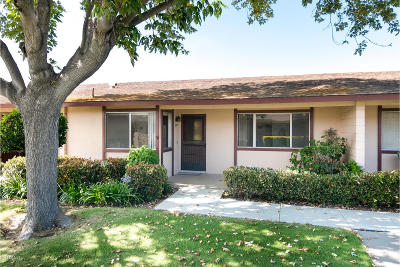 Port Hueneme Condo/Townhouse For Sale: 249 E Elfin Green