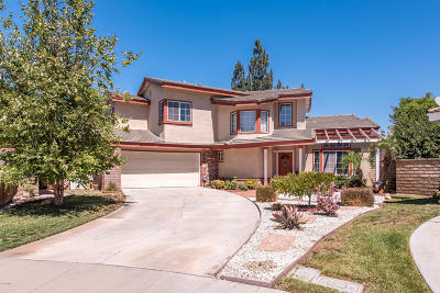 Fillmore Single Family Home Active Under Contract: 977 Meadowlark Drive