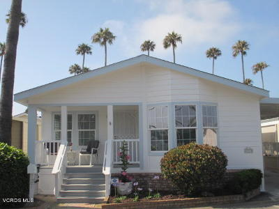 Ventura Mobile Home For Sale: 1215 Anchors Way Drive #27