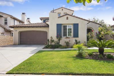 Oxnard Single Family Home For Sale: 2006 Mission Hills Drive