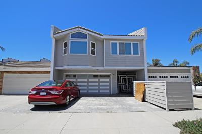 Oxnard Single Family Home For Sale: 4405 Costa De Oro