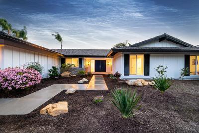 Thousand Oaks Single Family Home For Sale: 1159 Woodridge Avenue
