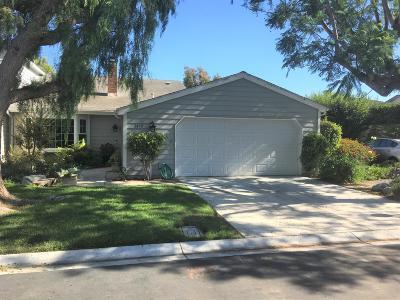 Ventura County Condo/Townhouse For Sale: 3430 Huerta Court