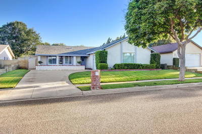 Simi Valley Single Family Home For Sale: 2243 Marilyn Street