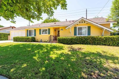 Thousand Oaks Single Family Home For Sale: 3127 Calle Quebracho