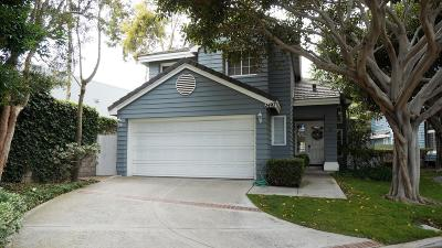 Port Hueneme Single Family Home For Sale: 2497 Baybridge Court