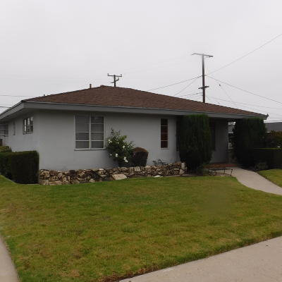 Oxnard Single Family Home Active Under Contract: 719 G Street