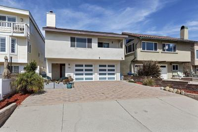Oxnard Single Family Home For Sale: 1716 Ocean Drive