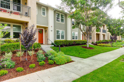 Oxnard Condo/Townhouse For Sale: 439 Forest Park Boulevard