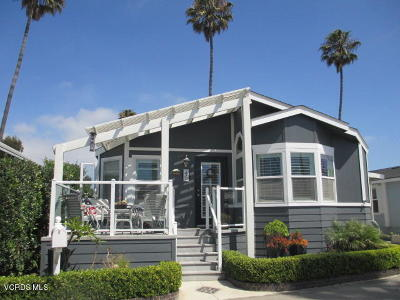 Ventura Mobile Home For Sale: 1215 Anchors Way Drive #45