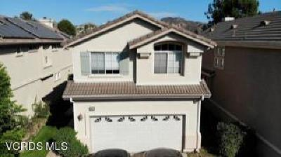 Thousand Oaks Single Family Home Active Under Contract: 2931 Capella Way