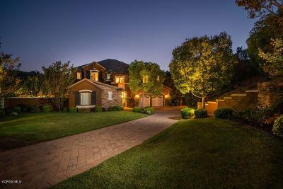 Camarillo Single Family Home For Sale: 7169 Camino Las Ramblas
