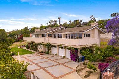 Camarillo Single Family Home For Sale: 2207 Terra Bella Lane
