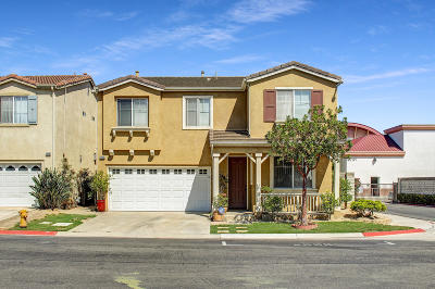 Oxnard Single Family Home For Sale: 2698 Van Gogh Drive
