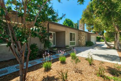 Thousand Oaks Single Family Home For Sale: 178 E Janss Road