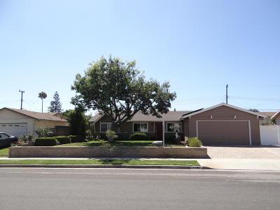 Camarillo Single Family Home For Sale: 1793 Ciprian Avenue