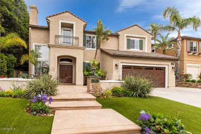 Simi Valley Single Family Home For Sale: 360 Sunrock Court