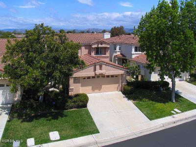 Oxnard Single Family Home For Sale: 2211 Eastridge Trail