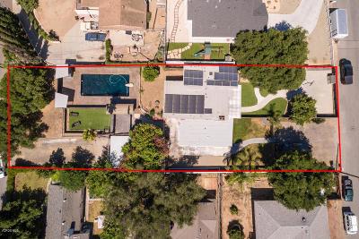 Oak View Single Family Home For Sale: 80 Santa Ana Way