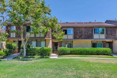 Ventura Condo/Townhouse For Sale: 1538 Thrasher Court