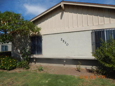 Oxnard CA Condo/Townhouse For Sale: $260,000