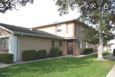 Port Hueneme Condo/Townhouse For Sale: 2573 Sextant Avenue