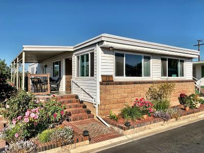 Ventura Mobile Home For Sale: 23 Heather Way